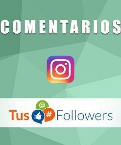 comprar comentarios personalizados para instagram
